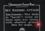 Image of pilots San Antonio Texas USA, 1935, second 7 stock footage video 65675027482