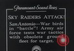 Image of pilots San Antonio Texas USA, 1935, second 8 stock footage video 65675027482
