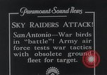 Image of pilots San Antonio Texas USA, 1935, second 10 stock footage video 65675027482