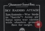 Image of pilots San Antonio Texas USA, 1935, second 11 stock footage video 65675027482