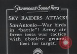 Image of pilots San Antonio Texas USA, 1935, second 12 stock footage video 65675027482