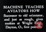 Image of pilot Dayton Ohio USA, 1935, second 3 stock footage video 65675027483