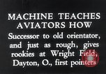 Image of pilot Dayton Ohio USA, 1935, second 6 stock footage video 65675027483