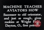 Image of pilot Dayton Ohio USA, 1935, second 7 stock footage video 65675027483