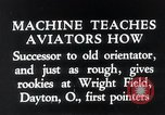 Image of pilot Dayton Ohio USA, 1935, second 8 stock footage video 65675027483