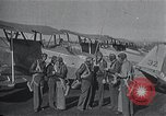 Image of O-38 airplane Rockwell field California USA, 1935, second 1 stock footage video 65675027488