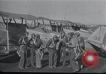 Image of O-38 airplane Rockwell field California USA, 1935, second 3 stock footage video 65675027488