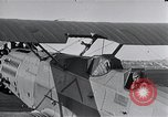 Image of O-38 airplane Rockwell field California USA, 1935, second 3 stock footage video 65675027489