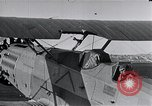 Image of O-38 airplane Rockwell field California USA, 1935, second 4 stock footage video 65675027489