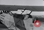 Image of O-38 airplane Rockwell field California USA, 1935, second 5 stock footage video 65675027489