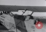 Image of O-38 airplane Rockwell field California USA, 1935, second 6 stock footage video 65675027489