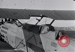 Image of O-38 airplane Rockwell field California USA, 1935, second 7 stock footage video 65675027489