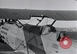 Image of O-38 airplane Rockwell field California USA, 1935, second 8 stock footage video 65675027489