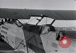 Image of O-38 airplane Rockwell field California USA, 1935, second 9 stock footage video 65675027489
