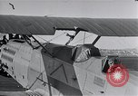 Image of O-38 airplane Rockwell field California USA, 1935, second 10 stock footage video 65675027489