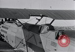 Image of O-38 airplane Rockwell field California USA, 1935, second 12 stock footage video 65675027489