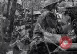 Image of US soldiers firing machine guns Picardy France, 1918, second 1 stock footage video 65675027493