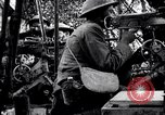 Image of US soldiers firing machine guns Picardy France, 1918, second 4 stock footage video 65675027493