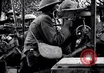 Image of US soldiers firing machine guns Picardy France, 1918, second 8 stock footage video 65675027493