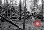 Image of German prisoners of war Cantigny France, 1918, second 3 stock footage video 65675027496
