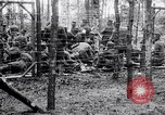 Image of German prisoners of war Cantigny France, 1918, second 10 stock footage video 65675027496