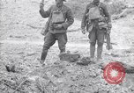 Image of US First Division troops  France, 1918, second 2 stock footage video 65675027501