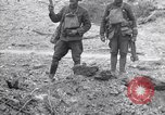 Image of US First Division troops  France, 1918, second 3 stock footage video 65675027501