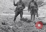 Image of US First Division troops  France, 1918, second 4 stock footage video 65675027501