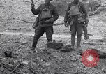 Image of US First Division troops  France, 1918, second 5 stock footage video 65675027501