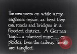 Image of British engineers attempt repairs France, 1916, second 11 stock footage video 65675027503