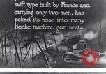 Image of Renault FT-17 Light Tank France, 1918, second 1 stock footage video 65675027506