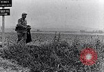 Image of French Officer France, 1917, second 9 stock footage video 65675027513