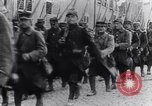 Image of French Regiment returning from the front France, 1917, second 9 stock footage video 65675027514