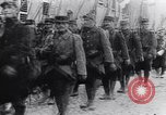 Image of French Regiment returning from the front France, 1917, second 10 stock footage video 65675027514
