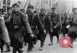 Image of French Regiment returning from the front France, 1917, second 11 stock footage video 65675027514
