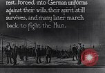 Image of German prisoners of war France, 1917, second 1 stock footage video 65675027518