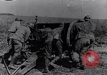 Image of French artillerymen France, 1917, second 2 stock footage video 65675027519