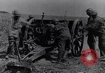 Image of French artillerymen France, 1917, second 4 stock footage video 65675027519