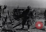 Image of French artillerymen France, 1917, second 9 stock footage video 65675027519