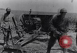Image of French artillerymen France, 1917, second 10 stock footage video 65675027519
