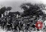 Image of British infantry France, 1916, second 8 stock footage video 65675027522