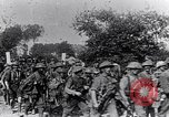 Image of British infantry France, 1916, second 9 stock footage video 65675027522