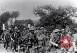 Image of British infantry France, 1916, second 10 stock footage video 65675027522