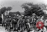 Image of British infantry France, 1916, second 12 stock footage video 65675027522