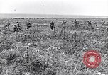 Image of British infantry France, 1916, second 12 stock footage video 65675027523