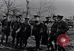 Image of Cadre of British officers France, 1917, second 4 stock footage video 65675027524
