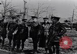 Image of Cadre of British officers France, 1917, second 5 stock footage video 65675027524