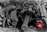 Image of British 60 pounder field piece Flanders, 1916, second 10 stock footage video 65675027528