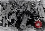 Image of British 60 pounder field piece Flanders, 1916, second 11 stock footage video 65675027528