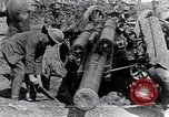 Image of British 60 pounder field piece Flanders, 1916, second 12 stock footage video 65675027528